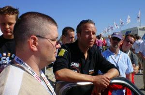Rene en Tim Coronel